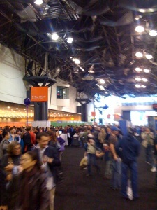 Picture of NYC Marathon Expo