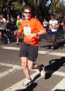 Me Full Derp at Mile 23 of the 2011 ING New York City Marathon